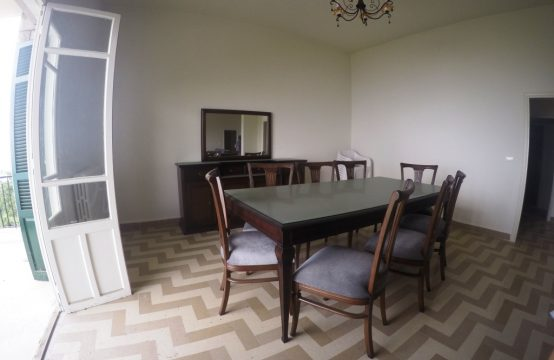 Furnished Apartment for rent in Bekfaya FC9084