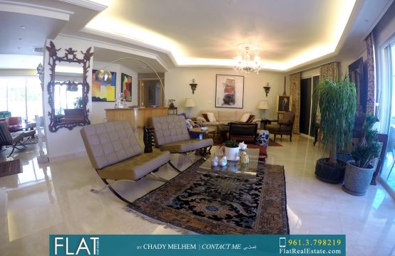Decorated Apartment for Sale in Dbayeh FC9165