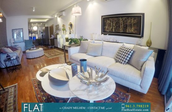 Decorated Apartment for Sale in Mtayleb FC9189