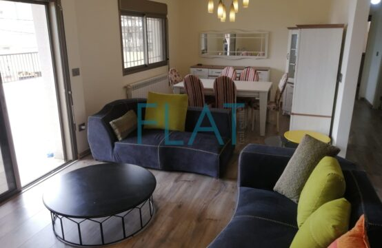 Furnished Apartment for Sale in Daroun FC9228