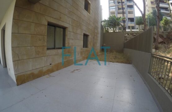 Terrace Apartment for Sale in Naccache FC9230