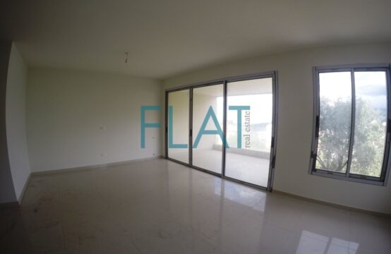Apartment for Sale in Mazraat Yashouh FC9264