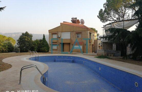 Villa for Sale in Broumana FC9073