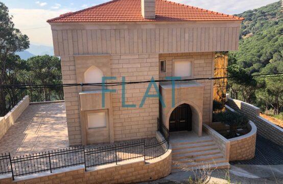 Amazing Villa for Sale in Broumana Maska FC9273