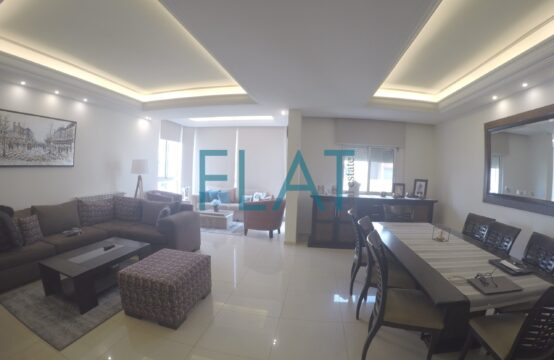 Decorated Apartment for Sale in Bsalim FC9293
