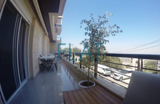 Decorated Apartment for Sale in Mazraat Yashouh FC9091