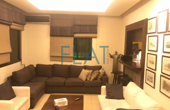 Fully furnished & Decorated Apartment for Sale in Bouar – FC2052