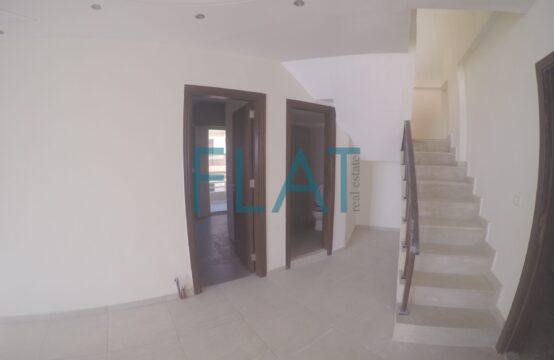 Open Sea View Duplex for Sale in Halat – FC2054