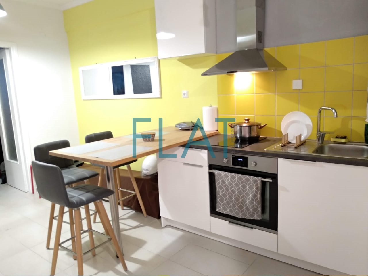 Furnished apartment for Sale in Greece/Athens.Patisia FC9257
