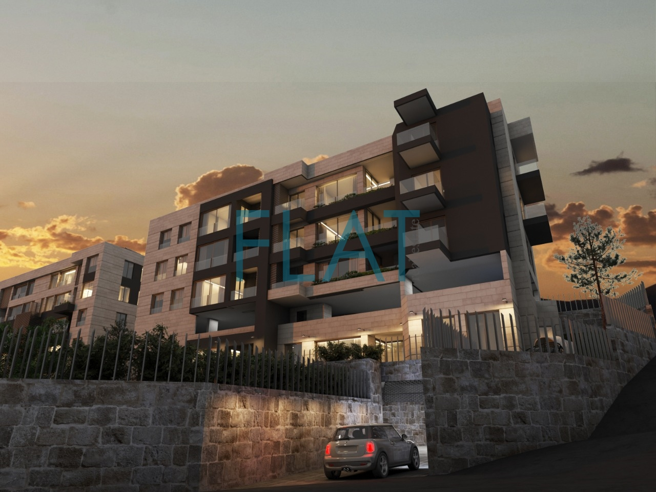 Duplex for Sale in Mazrat Yashouh FC8151