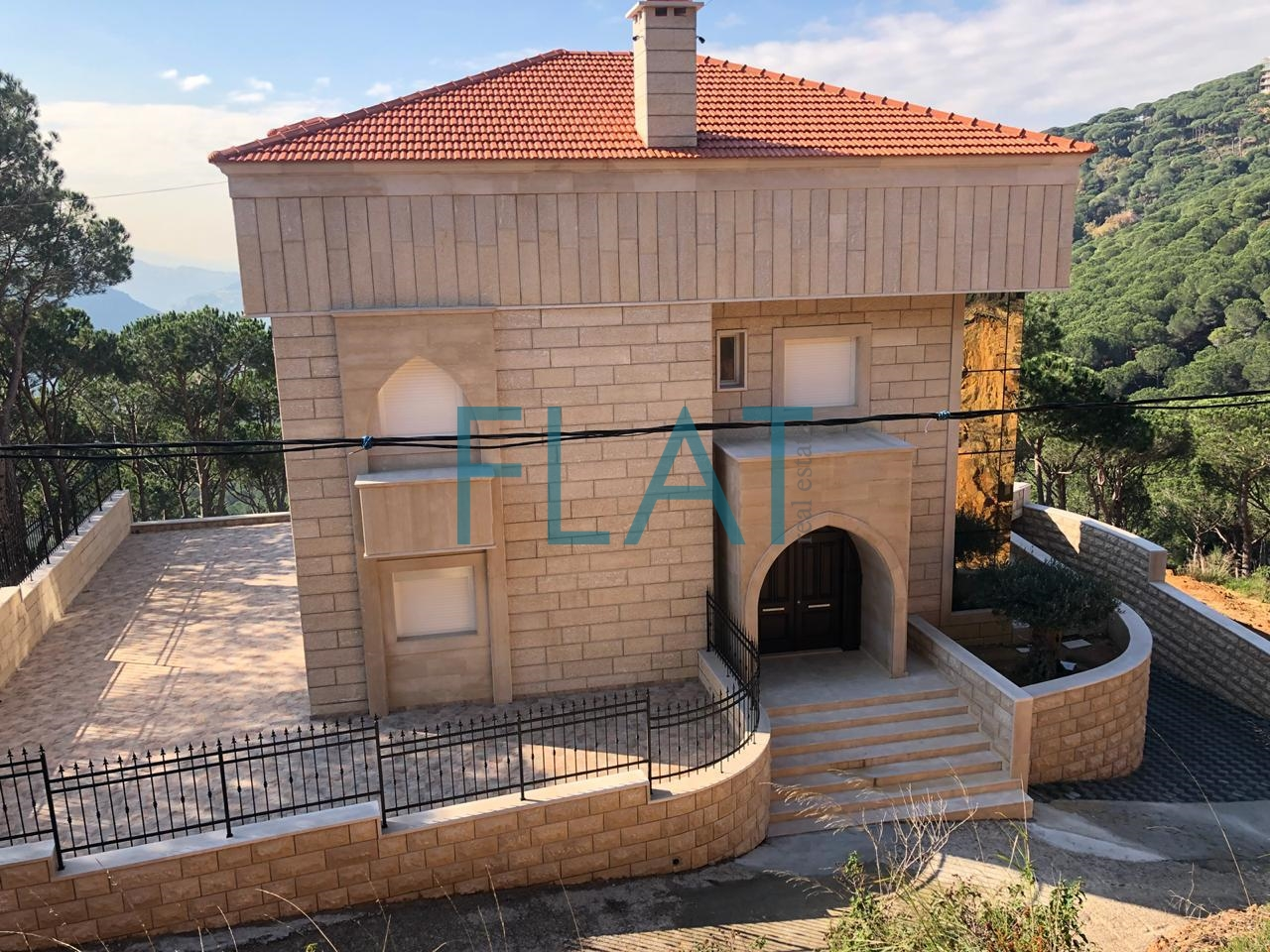 Amazing Villa for Sale in Broumana Maska FC9273