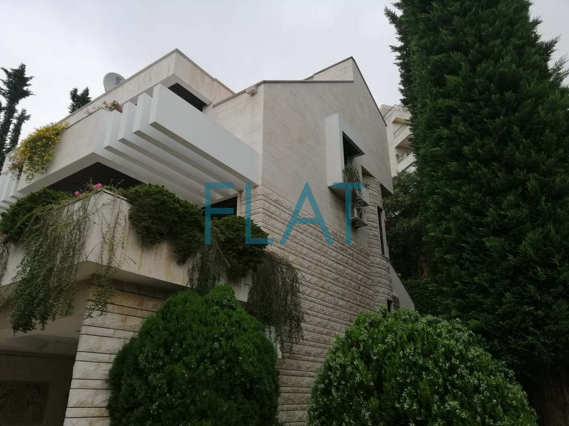 Villa for Sale in kornet el hamra FC9288