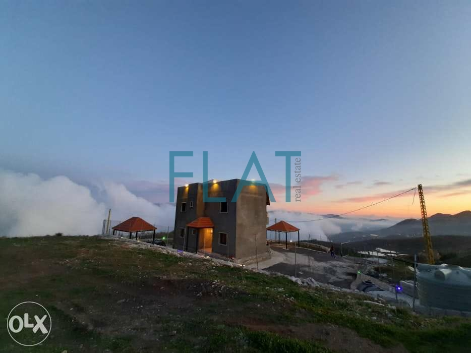 250 000$ cash – House with Land For Sale In Laklouk – FC9307
