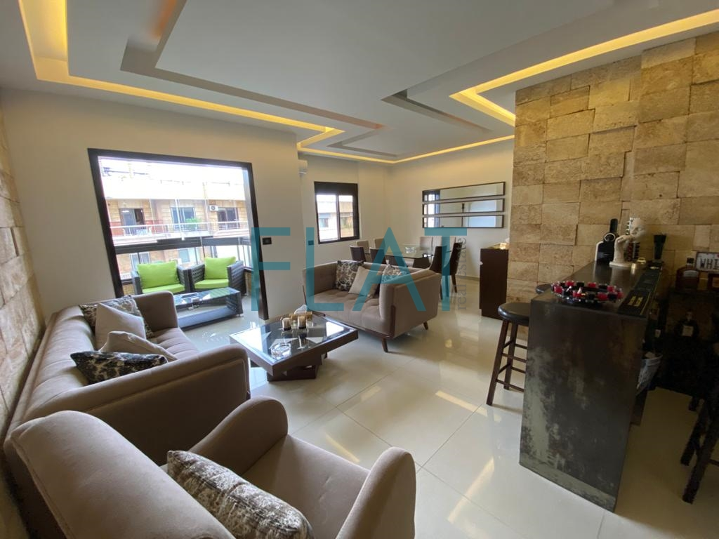 Decorated Apartment for Sale In New Rawda – FC2017