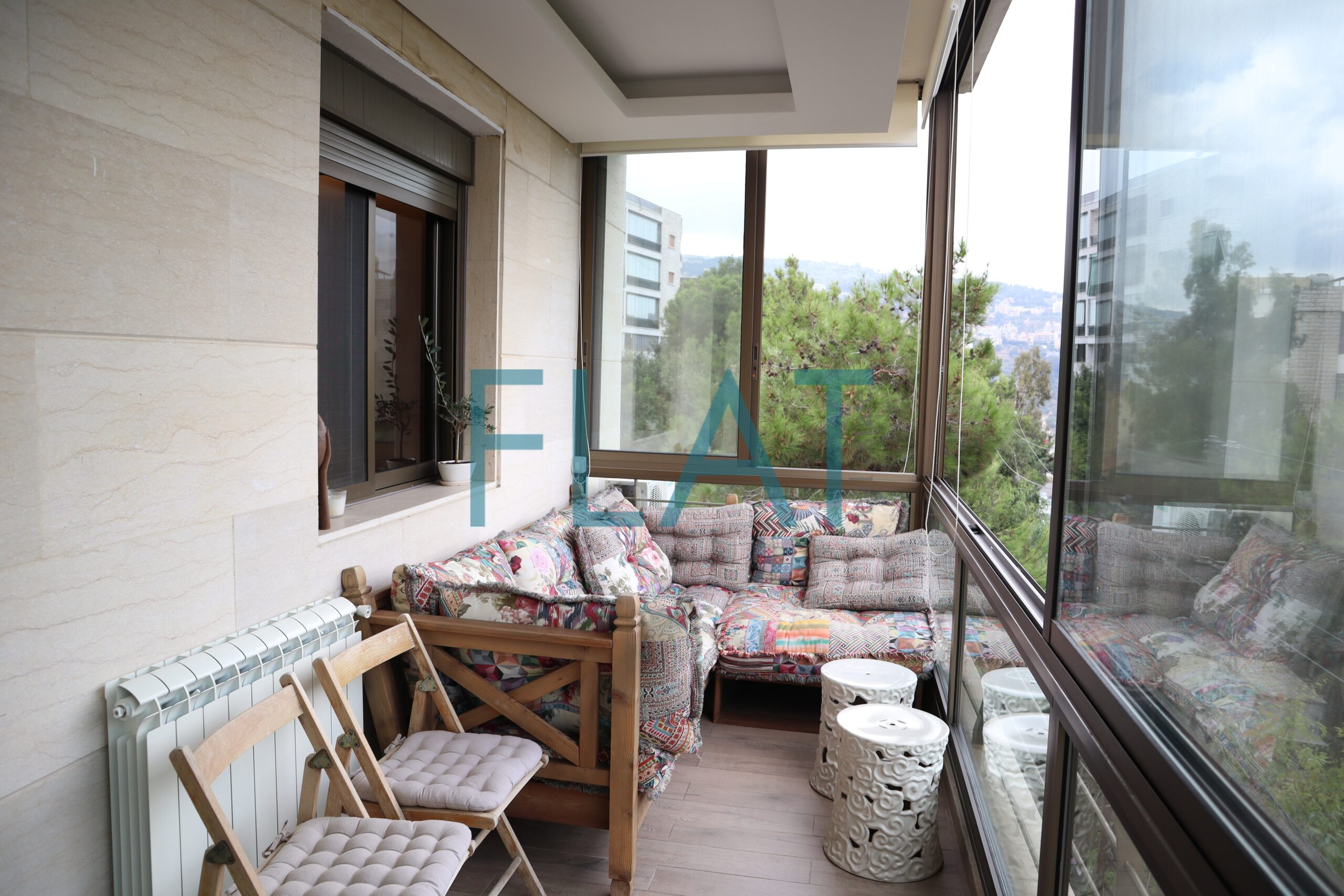 Amazing Fully Furnished & Decorated Apartment for Sale in Rabweh – FC2044